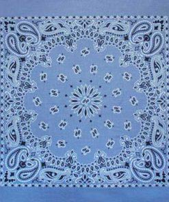 Bandana Chambray (bleu jean)