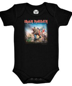 Body Iron Maiden pour bébé (soldat zombie)