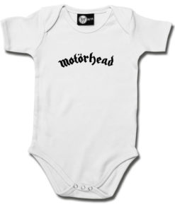 Body bébé Motörhead blanc