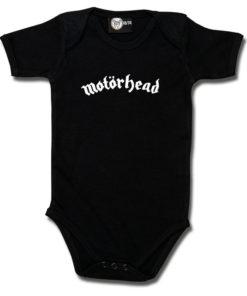 Body bébé Motörhead noir