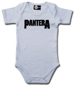 Body bébé Pantera bleu
