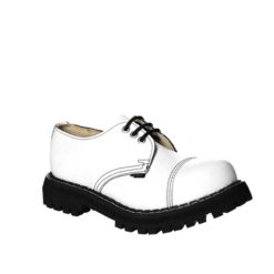 Chaussures coquées blanches