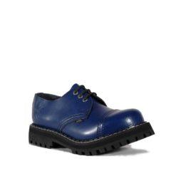 Chaussures coquées bleues royal