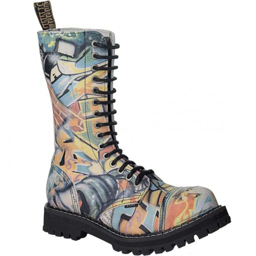 Chaussures coquées grafit 15 trous