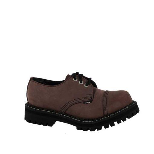 Chaussures coquées marrons