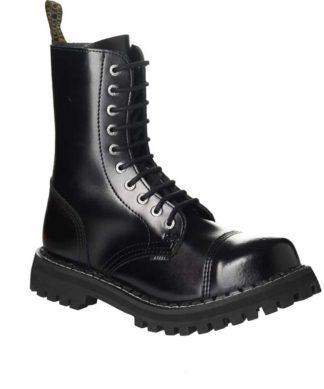 Punk Boots ChaussuresBottes GothiqueParabootsSteel Rock Coquées QxCBWredo