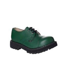 Chaussures coquées vertes