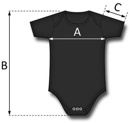 Guide pour choisir la taille du body bébé