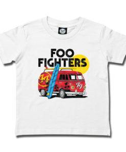 T-shirt enfant Foo Fighters blanc