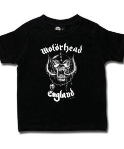 T-shirt Motörhead enfant de couleur noire (england)