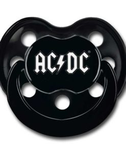Tétine ACDC pour bébé Rock