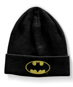 Bonnet Batman noir