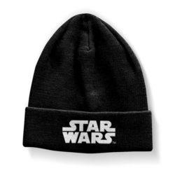 Bonnet Star Wars noir