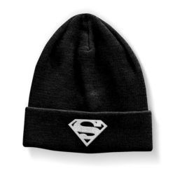Bonnet Superman noir