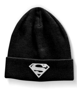 Bonnet Superman noir