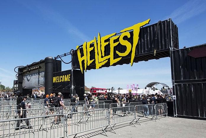 Hellfest, festival de musique rock