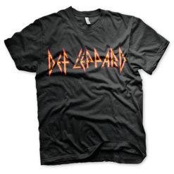 T-shirt Def Leppard