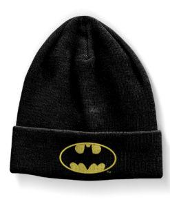 Bonnet Batman Signal Logo Beanie de couleur