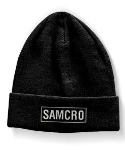 Bonnet SAMCRO Beanie de couleur