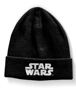 Bonnet Star Wars Classic Logo Beanie de couleur