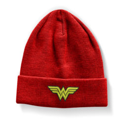 Bonnet Wonder Woman Beanie de couleur