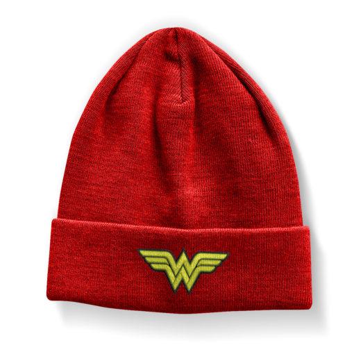 Bonnet Wonder Woman Beanie de couleur