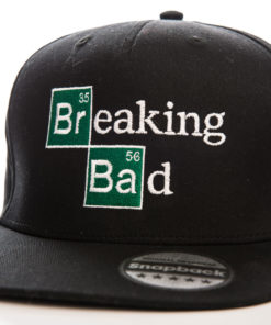 Casquette de la série Breaking Bad