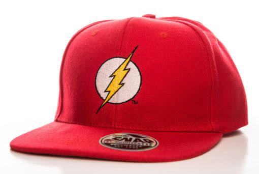 Casquette Flash rouge