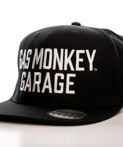 Casquette Gas Monkey Garage noire