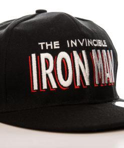 Casquette du film Iron Man