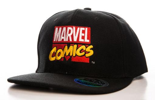 Casquette Marvel Comics noire