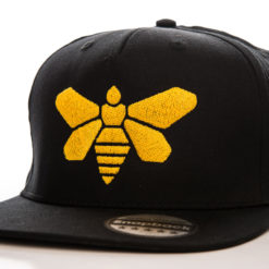 Casquette Methlamine Barrel Bee (visière plate) de couleur