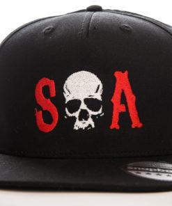 Casquette Sons of Anarchy (SOA) avec crâne