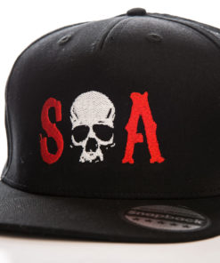 Casquette Sons of Anarchy (visière plate)