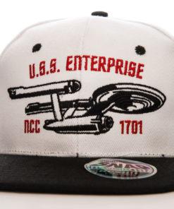 Casquette USS Enterprise, le vaisseau du film Star Trek