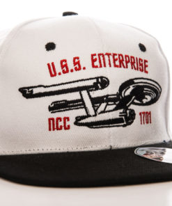 Casquette USS Enterprise