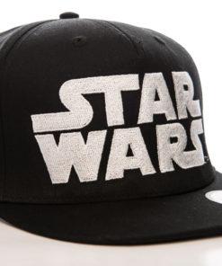 Casquette Star Wars noire et blanche