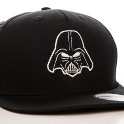 Casquette Star Wars - Vader (visière plate) de couleur