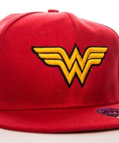 Casquette Wonder Woman (logo)