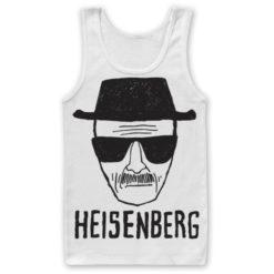 Débardeur Heisenberg Sketch de couleur Blanc