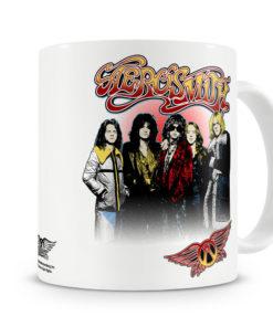 Mug Aerosmith Band pour thé ou café de couleur