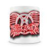 Mug Aerosmith Metallic Logo pour thé ou café de couleur
