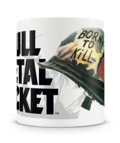 Mug Full Metal Jacket pour thé ou café de couleur
