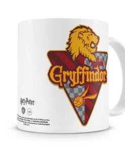 Mug Gryffindor pour thé ou café de couleur