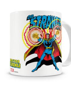Mug Marvel - Dr Strange pour thé ou café de couleur