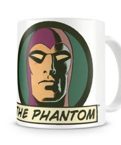Mug The Phantom Face pour thé ou café de couleur