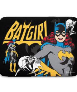 Pochette ordinateur Batgirl de couleur