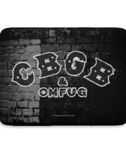 Pochette ordinateur CBGB & OMFUG de couleur