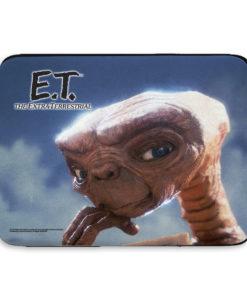 Pochette ordinateur E.T. Extra Terrestrial de couleur