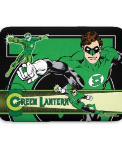 Pochette ordinateur Green Lantern de couleur